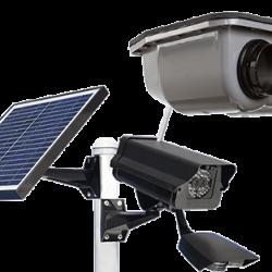 4g & Solar Surveillance Cameras