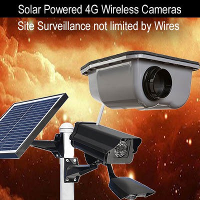 eLine Technology Releases Solar Powered 4G Wireless Camera Systems to step up security in remote areas