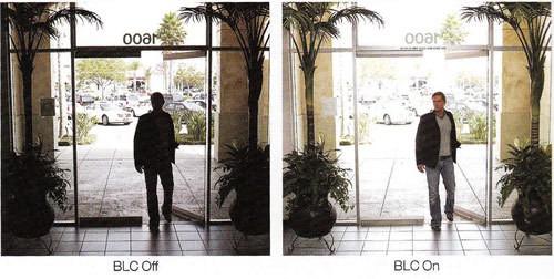 Resultado de imagen para Back Light Compensation