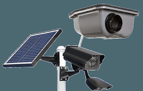 Wireless Video Surveillance