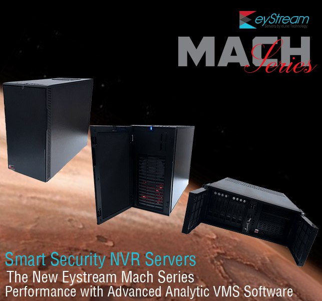 Press Release Mach Series Eystream Nvr Servers