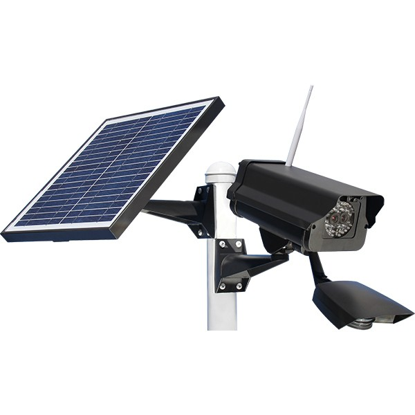 Eli Rsi Rs Solar 4g Motion Activated Security Camera With Ir