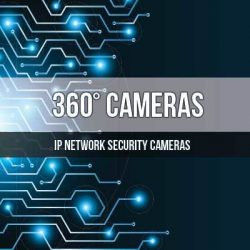 360⁰ IP Cameras