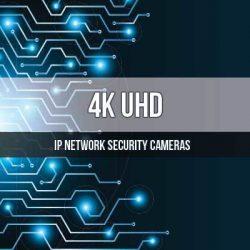 4K Security Cameras Ultra HD