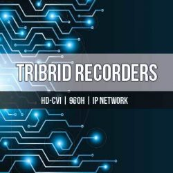 Tribrid DVR Recorders