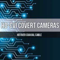 HDCVI Covert Cameras