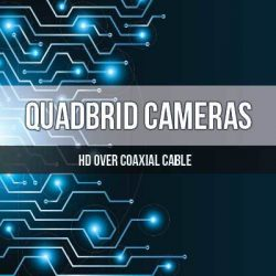 Quadbrid Security Cameras