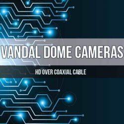 Vandal Dome Cameras