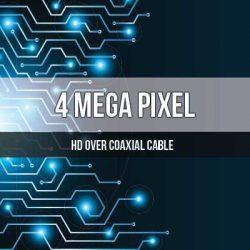 4 Mega Pixel Cameras
