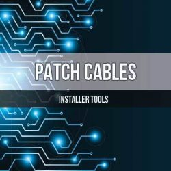Patch Cables Cat5 Cat6 BNC HDMI
