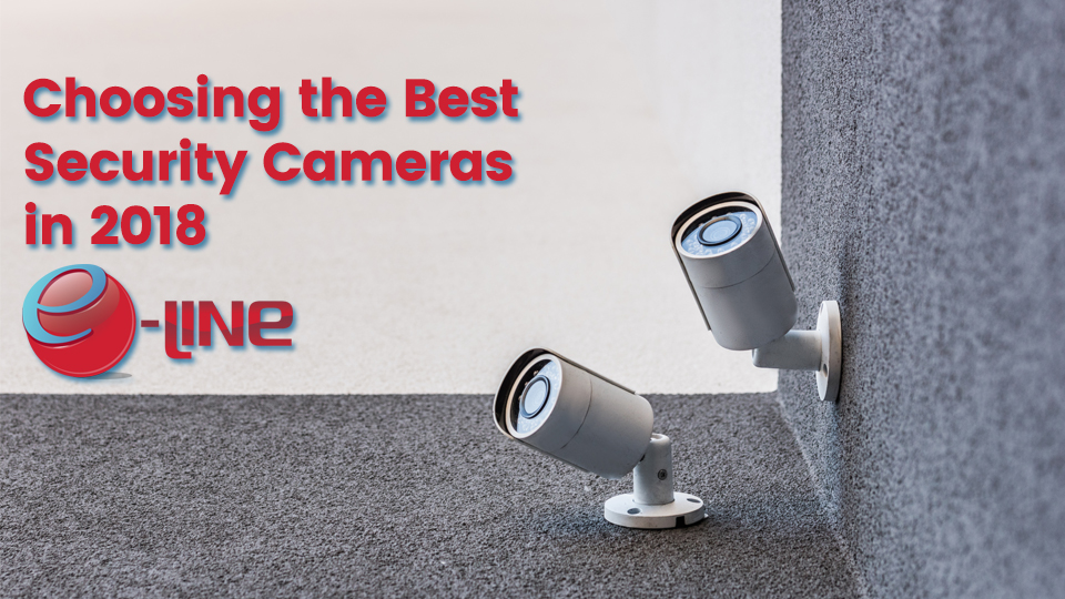 Best Security Cameras 2018