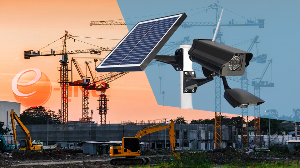 Advantages of Using A Solar Security Camera System